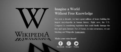 Stop dla SOPA & PIPA
