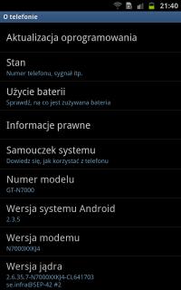 Samsung Galaxy Note #3 – podsumowanie