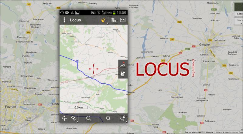 Locus - Twójmapnik igps logger