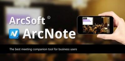 ArcNote: zrób zdjęcia prezentacjom