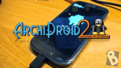 Samsung Galaxy S3: krótko oArchiDroid 2.x