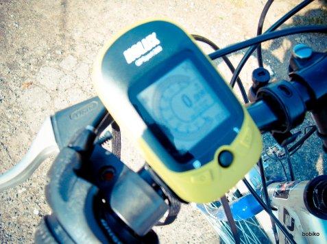 Pierwszy testowany przeze mnie GPS Logger - Holux Gpsport 260 Pro