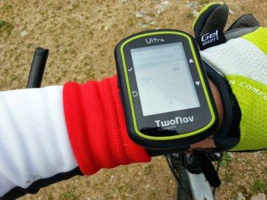 Smartwatch? Nie, tonaręczna nawigacja TwoNav Ultra