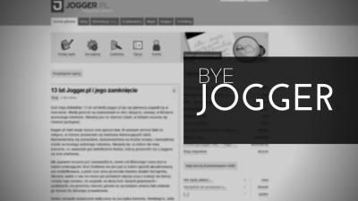 JoggerPL wkrótce zniknie zsieci