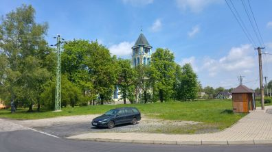 Kościoł wRybniste