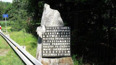 Pamiątka bitwy nad Gwdą