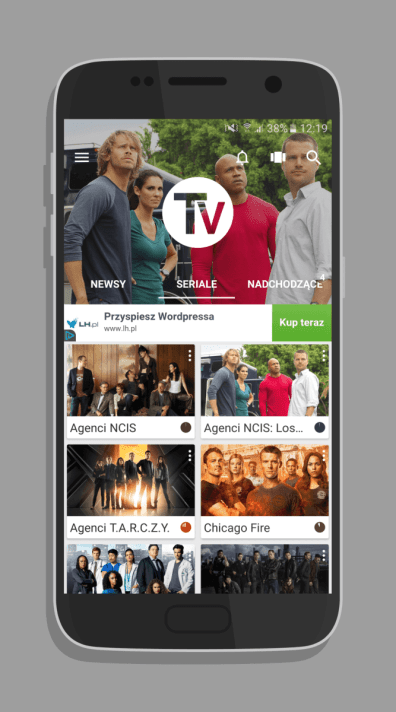 TV Series - appka na android