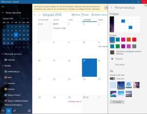kalendarz outlook