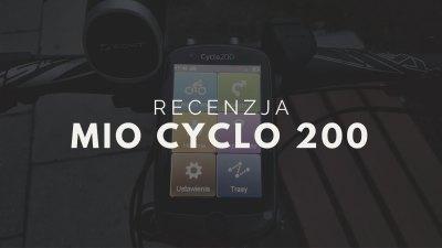 Recenzja budżetowej nawigacji Mio Cyclo 200