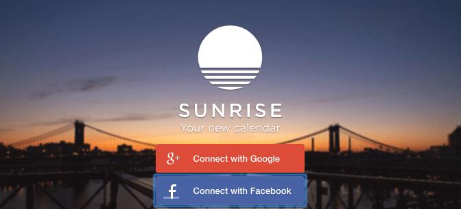 sunrise-calendar-welcome
