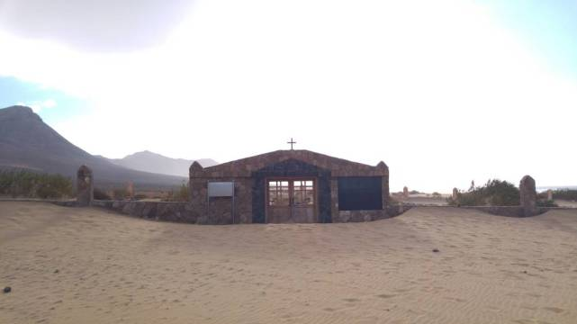 Fuertaventura - Cofete 9