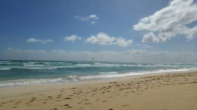 Fuertaventura - plaze poza Corralejo