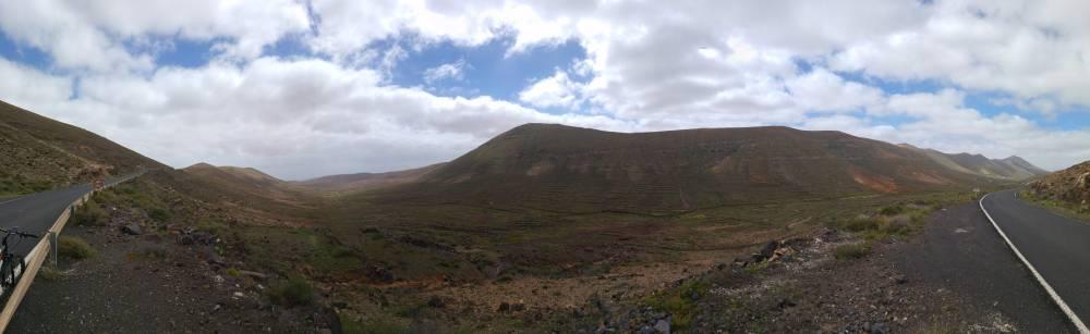 Fuertaventura - rowerowy dzien 5