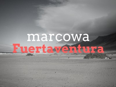 Marcowa Fuerteventura