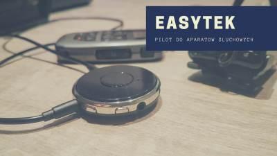 EasyTek – kolejny pilot doaparatów słuchowych