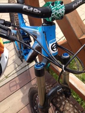 Rowerowe EDC - motherbiker Commencal Meta AM
