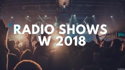 Klubowe Radio Shows sprzed kilku lat – stan nadziś