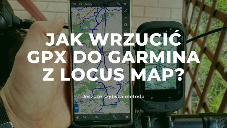 garmin gpx locus map