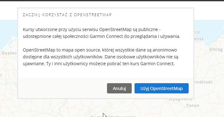 Garmin Connect - OSM
