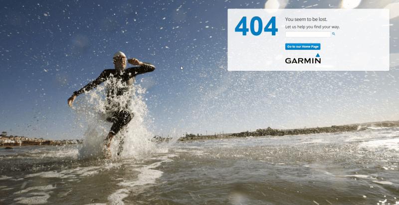 Garmin 404