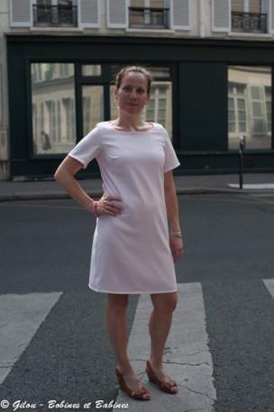 La petite robe - Vanessa Pouzet