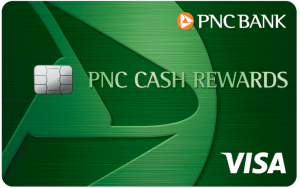PNC Cash Rewards Card