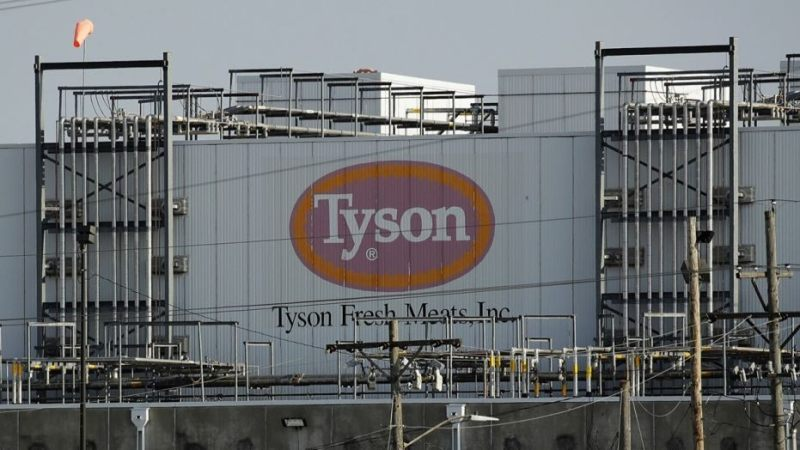My family works for Tyson in Logansport, Indiana
