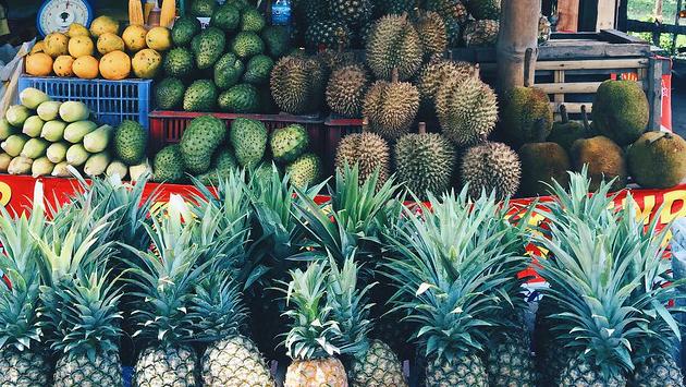 Fruit in General Santos City