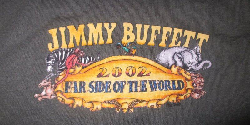Jimmy Buffett Far Side of the World