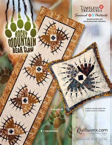 Rocky Mountain Bear Claw