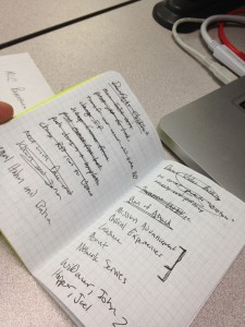 My Field Notes