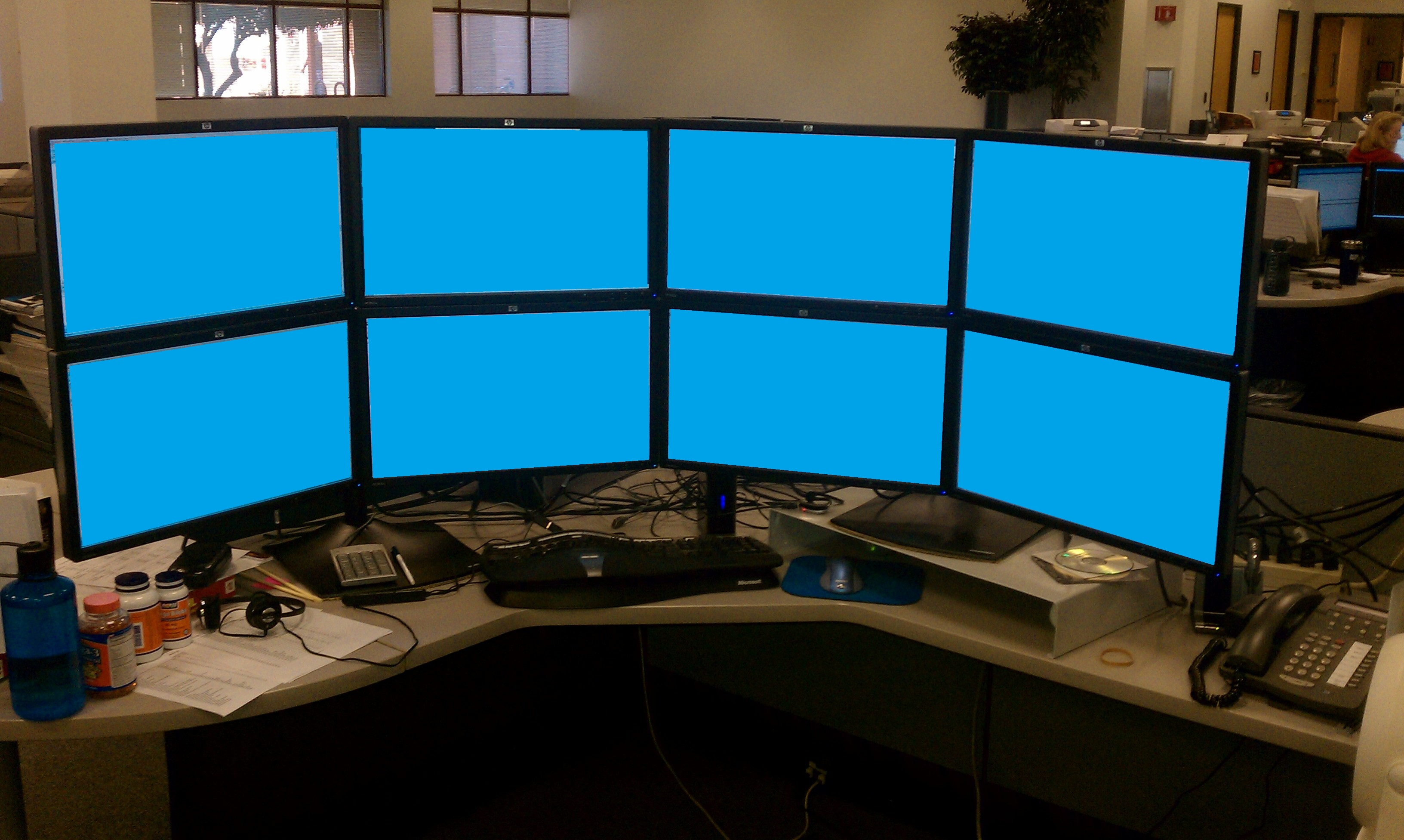 Single Vs Multi Monitor Bob Martens