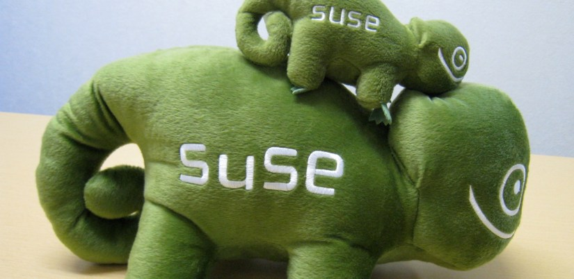 SUSE on SUSE