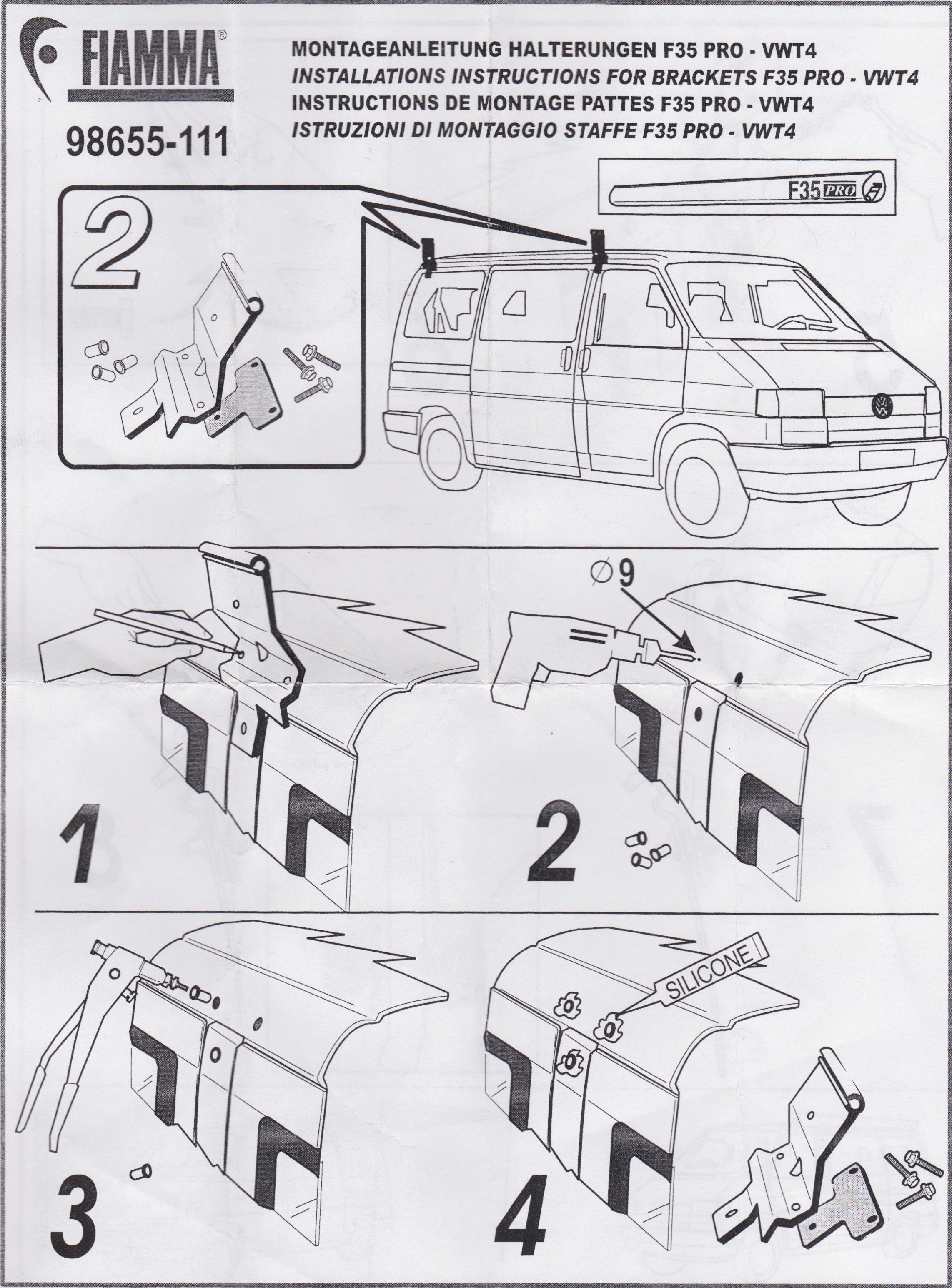 Eurovan Modifications