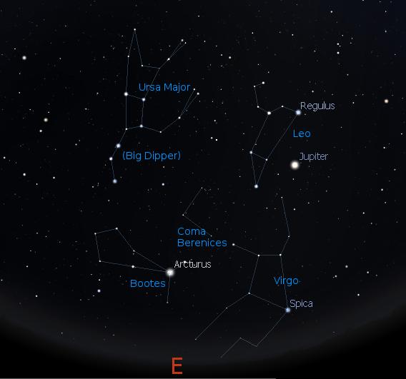 04052016 Ephemeris Coma Berenices The Second