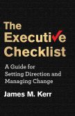 Executive Chercklist