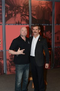 Chris Hadfield and Bobnoxious