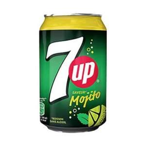 Seven up Mojito