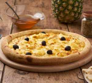 pizza exotique