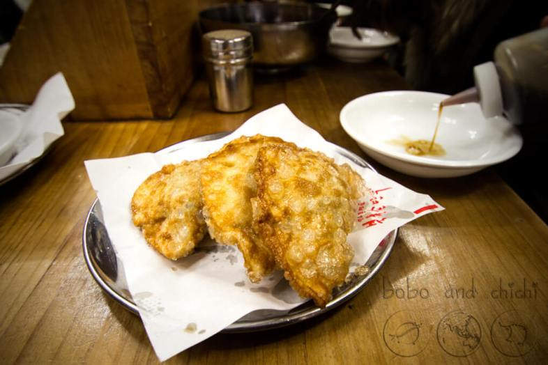 Bukchon Son Mandu Fried Mandu