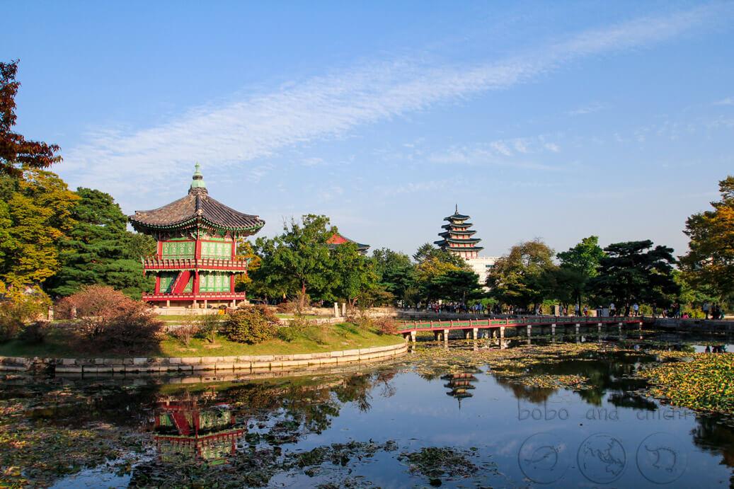 GyeongBukGong Palace