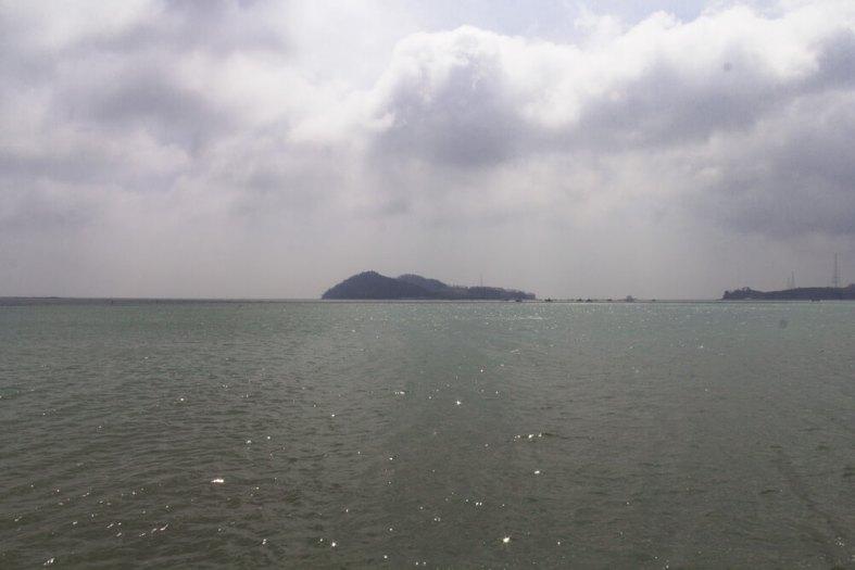 Jindo Miracle Sea Festival Island