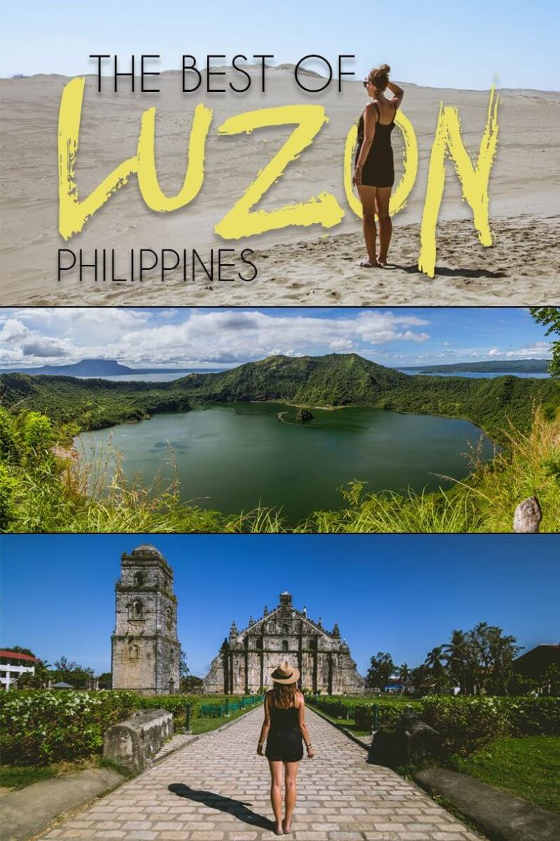Best places to see in the philippines luzon