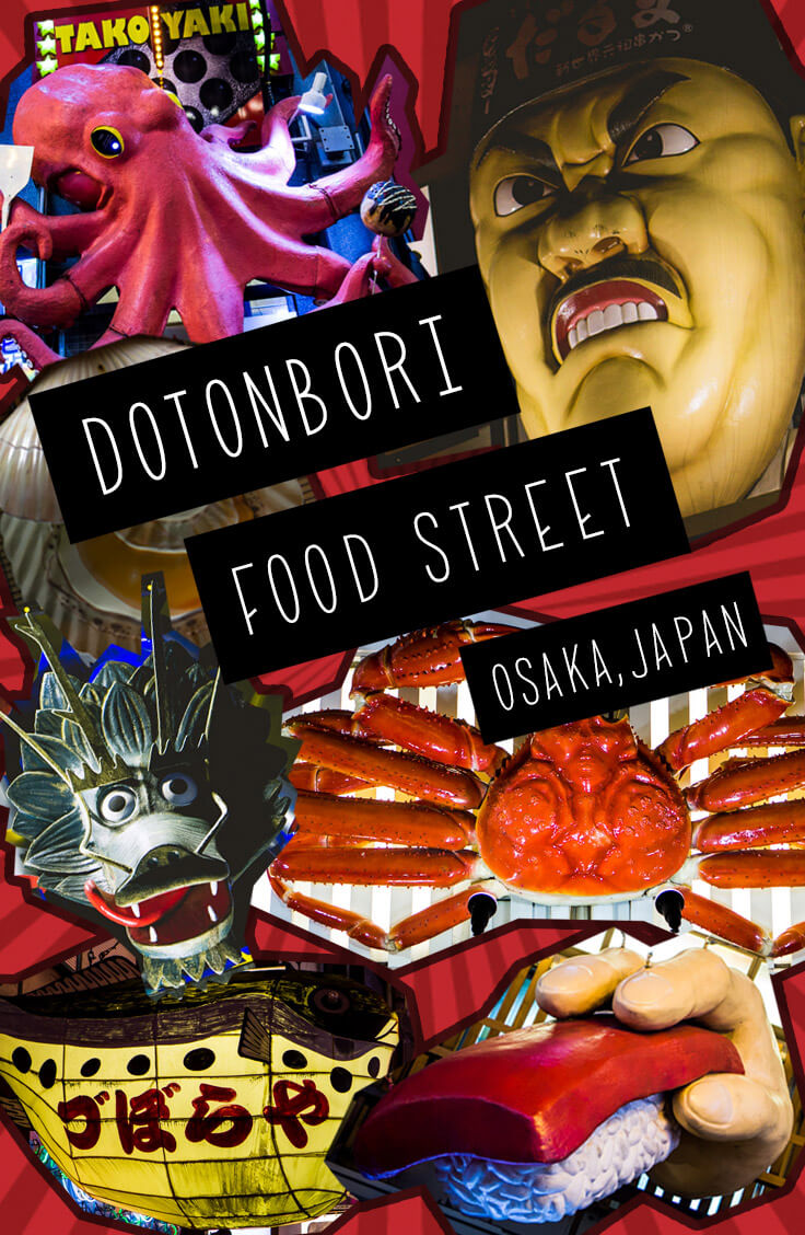 Dotonbori Street