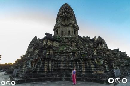 Megan-At-Temple