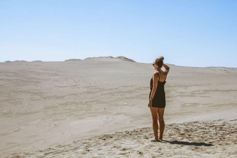 La Paz Sand Dunes Laoag Philippines