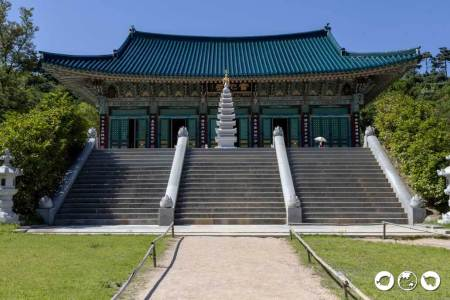 One of the Temples