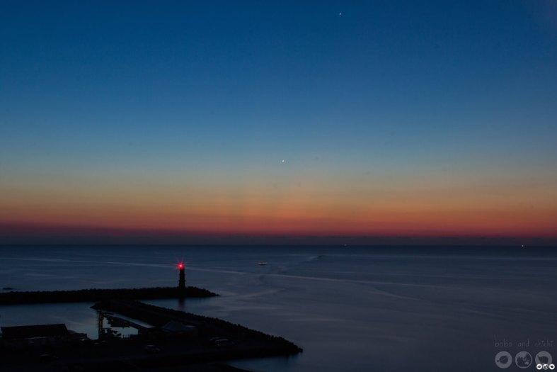Naksan Beach Sunrise