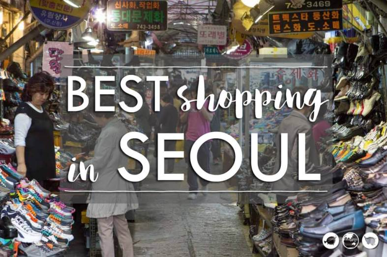 Best Shopping in Seoul