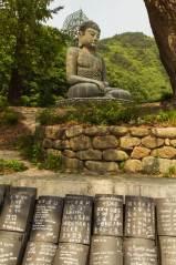 Bronze Jwabul Buddha